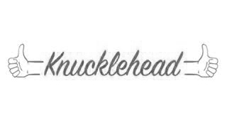 Knucklehead logo